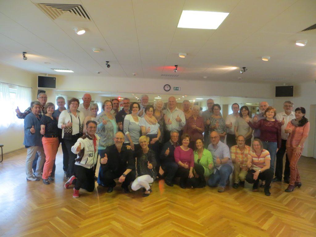 Trainingsmassnahme des Kreisfachverband Tanzen Im Kreissportbund Celle